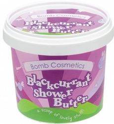 Bomb Cosmetics Myjące masło pod prysznic Czarna porzeczka 320g