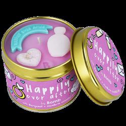 Bomb Cosmetics Świeca zapachowa Happily Ever After