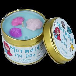 Bomb Cosmetics Świeca zapachowa Mermaid My Day