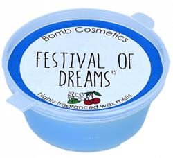Bomb Cosmetics Wosk zapachowy FESTIVAL OF DREAMS 35g
