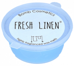 Bomb Cosmetics Wosk zapachowy FRESH LINEN 35g