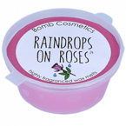 Bomb Cosmetics Wosk zapachowy RAINDROPS OF ROSES 35g