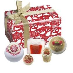 Bomb Cosmetics Zestaw Upominkowy Christmas Carol