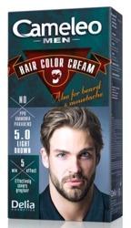 Cameleo Men Farba do włosów 5.0 Light Brown 30ml