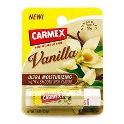 Carmex Vanilla nawilżający balsam do ust w sztyfcie 4,25g