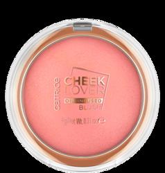 Catrice Cheek Lover Blush Oil-Infused Rozświetlający róż do policzków 010 Blooming Hibiscus