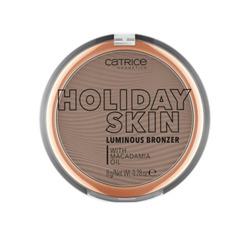 Catrice Holiday Skin Luminous Bronzer Rozświetlający puder brązujący 020 Off To The Island 8g