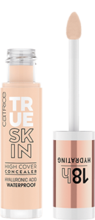 Catrice TRUE SKIN HIGH COVER CONCEALER Wodoodporny korektor do twarzy 005 Warm Macadamia 4,5ml