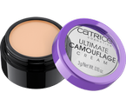 Catrice Ultimate Camouflage Cream korektor w kremie 010 N Ivory 3g