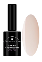 Cosmetics Zone Lakier hybrydowy 002 French Beige 7ml
