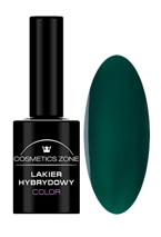 Cosmetics Zone Lakier hybrydowy 037 Celtic green 7ml
