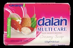 DALAN Multi Care mydło w kostce Almond&Milk 90g