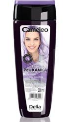 DELIA Cameleo Płukanka do włosów z wodą lawendową Fioletowa 200ml