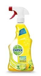 DETTOL Wielofunkcyjny, antybakteryjny Spray do czyszczenia powierzchni 500ml