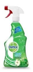 DETTOL Wielofunkcyjny, antybakteryjny Spray do czyszczenia powierzchni Zielone Jabłuszko 500ml
