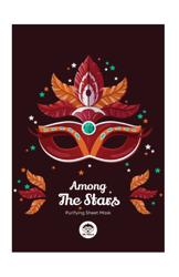 DR.MOLA Among The Stars sheet mask Purifying Oczyszczająca maska w płachcie 23ml