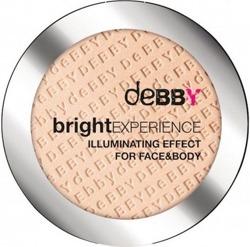Debby Bright Illuminating Effect For Face&Body Rozświetlacz do twarzy i ciała