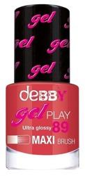 Debby Gel Play Lakier do paznokci 89 7,5ml