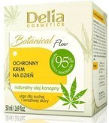 Delia Botanical krem Ochronny na Dzień 50ml