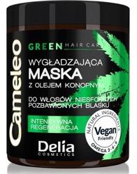 Delia Cameleo GREEN Wygładzająca maska z olejem konopnym 250ml