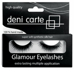 Deni Carte Glamour Eyelashes DL-12 Sztuczne rzęsy 1 para
