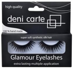 Deni Carte Glamour Eyelashes DL-63 Sztuczne rzęsy 1 para