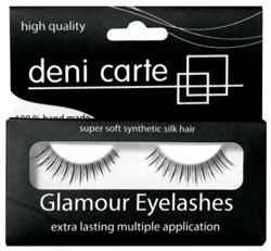 Deni Carte Glamour Eyelashes HT-50 Sztuczne rzęsy 1 para