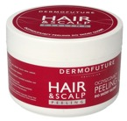 DermoFuture Hair&Scalp Peeling Oczyszczający peeling do skóry głowy 300ml