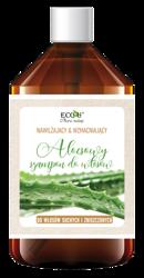 ECO-U aloesowy szampon do włosów 500ml