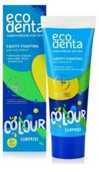 EcoDenta Kids pasta do zębów dla dzieci Przeciw Próchnicy 75ml