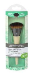 Ecotools Wonder Cover Complexion Brush Pędzel blendowania produktów kremowych