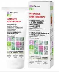 Elfa Pharm Intensive Hair Theraphy - Odbudowujący balsam - maska łopianowa przeciw wypadaniu włosów 200ml