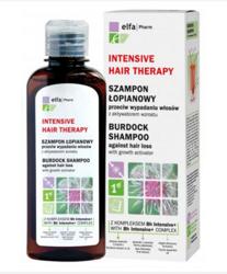 Elfa Pharm Intensive Hair Therapy - Szampon łopianowy przeciw wypadaniu włosów 200ml