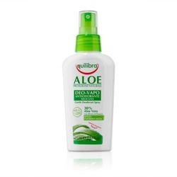 Equilibra Aloe Deo Anti Odour Aloesowy antyperspirant 75ml