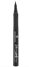 Essence 24 Ever Ink Liner Eyeliner w pisaku 01 intense black