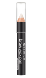 Essence Brow Wax Pen Wosk do brwi w kredce 01 Transparent