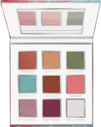 Essence CRYSTAL POWER Eyeshadow Palette Paletka cieni do powiek