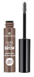 Essence Make Me Brow Maskara do brwi 05 Chocolaty brows