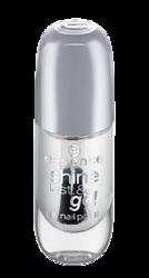 Essence Shine Last&Go! Żelowy lakier do paznokci 01 Absolute Pure 8ml