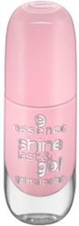 Essence Shine Last&Go! Żelowy lakier do paznokci 04 Millenial Pink 8ml