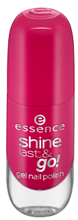 Essence Shine Last&Go! Żelowy lakier do paznokci 12 Thanks Goodnes 8ml