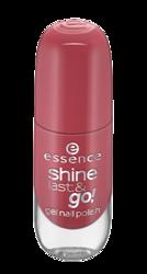 Essence Shine Last&Go! Żelowy lakier do paznokci 48 My Love Dairy 8ml