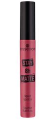 Essence Stay 8h MATTE Liquid Lipstick Matowa pomadka w płynie 09 Bite me if you can 3ml
