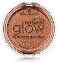 Essence Sun Club Natural GLOW Bronzer Puder brązujący 01 warm to go 9g