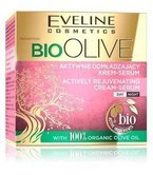 Eveline Cosmetics BioOlive krem-serum Odmładzający 50ml