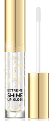 Eveline Cosmetics Glow&Go Lip Gloss Błyszczyk do ust 01 CRYSTAL