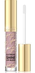 Eveline Cosmetics Glow&Go Lip Gloss Błyszczyk do ust 03 NEUTRAL NUDE