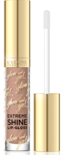 Eveline Cosmetics Glow&Go Lip Gloss Błyszczyk do ust 06 BABY NUDE