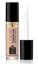 Eveline Cosmetics Liquid Camouflage HD Kryjący korektor do twarzy 01A light beige 5ml