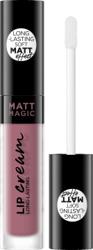 Eveline Cosmetics Matt Magic Lip Cream Pomadka matowa w płynie 01